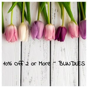 Other - 10% Off 2 or More :)